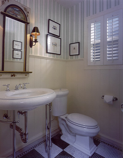 Outstanding Powder Room Ideas for Wainscoting a Bathroom 400 x 513 · 89 kB · jpeg